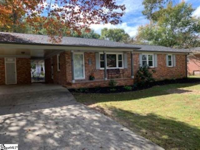 502 Strange Road, Taylors, SC 29687 (#1430162) :: Green Arc Properties