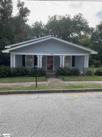 204 Moore Street, Greer, SC 29651 (MLS #1430168) :: Resource Realty Group