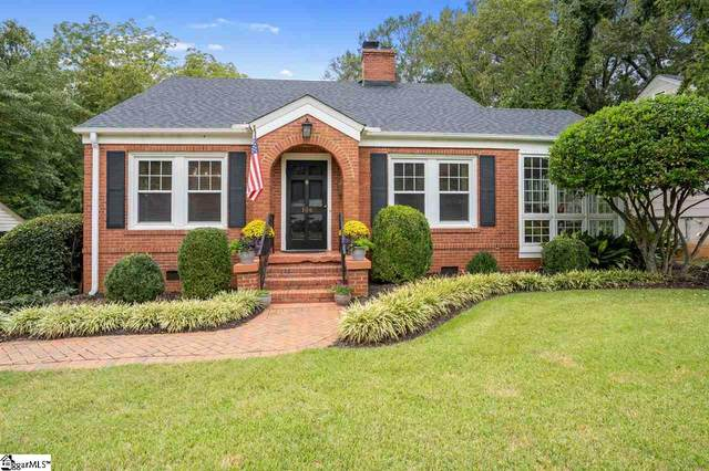 106 Melville Avenue, Greenville, SC 29605 (#1430200) :: The Haro Group of Keller Williams