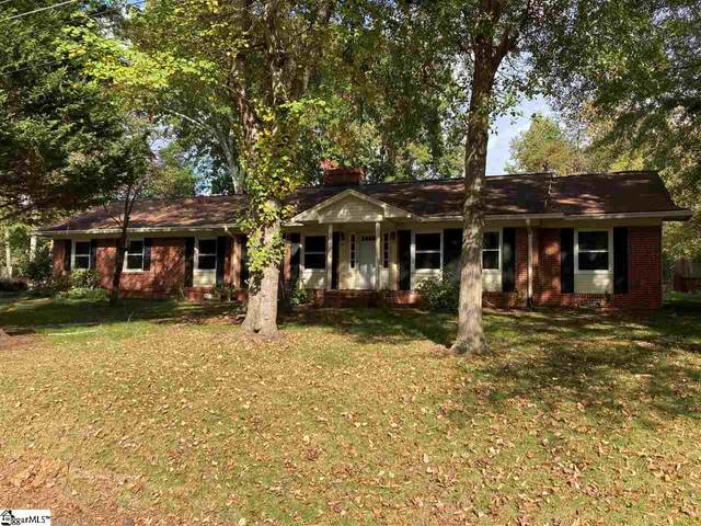 501 Stewart Drive, Easley, SC 29640 (#1430204) :: Parker Group