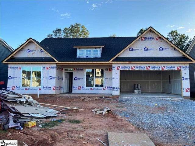 19 Barron Glenn Way, Anderson, SC 29621 (#1430258) :: Parker Group