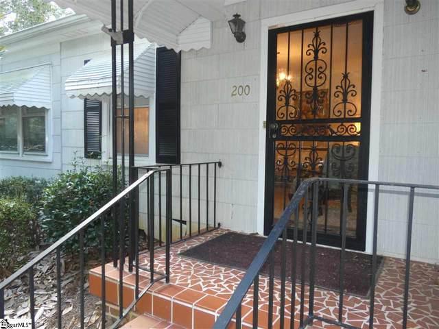 200 Davidson Street, Clinton, SC 29325 (#1430304) :: Coldwell Banker Caine