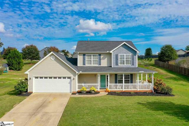 12 Sacha Lane, Travelers Rest, SC 29690 (#1430316) :: The Haro Group of Keller Williams