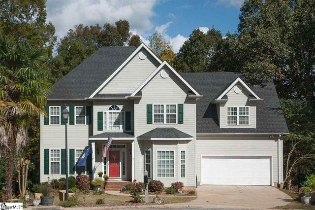 7 Treecrest Court, Simpsonville, SC 29680 (#1430322) :: Expert Real Estate Team