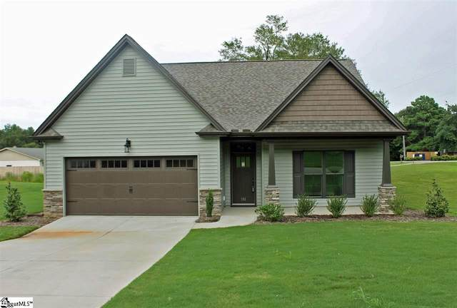 509 Woodcock Road, Pelzer, SC 29669 (#1430324) :: Coldwell Banker Caine