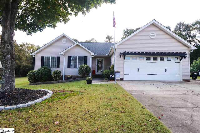 321 Cornelson Drive, Greer, SC 29651 (#1430334) :: Coldwell Banker Caine