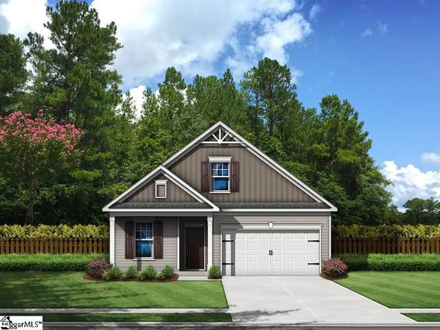 258 Braselton Street Homesite 08, Greer, SC 29651 (#1430340) :: Expert Real Estate Team