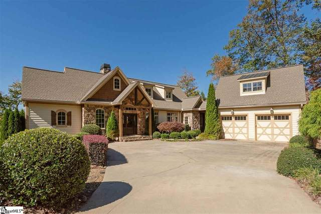 1 High Vista Way, Travelers Rest, SC 29690 (#1430382) :: Hamilton & Co. of Keller Williams Greenville Upstate