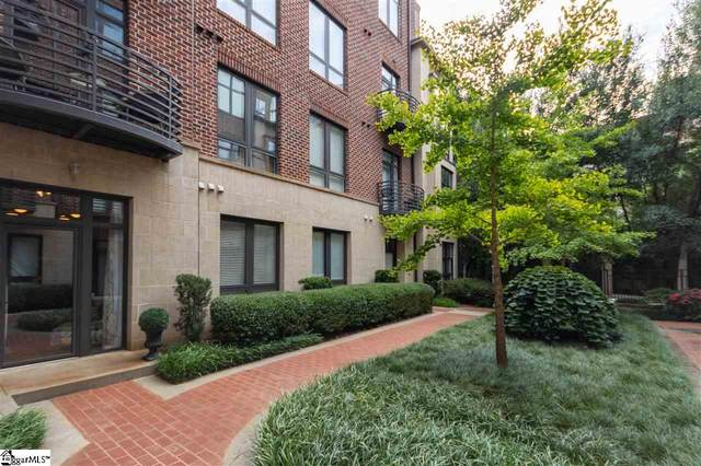 224 S Laurens Street Unit 104L, Greenville, SC 29601 (#1430410) :: Dabney & Partners