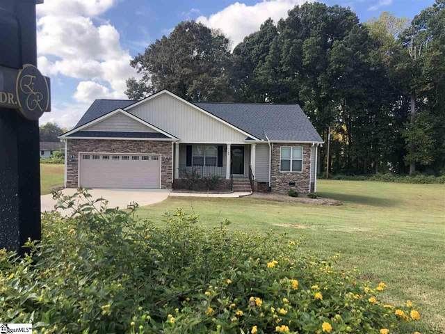 184 Eagle Ridge Drive, Chesnee, SC 29323 (#1430440) :: The Haro Group of Keller Williams