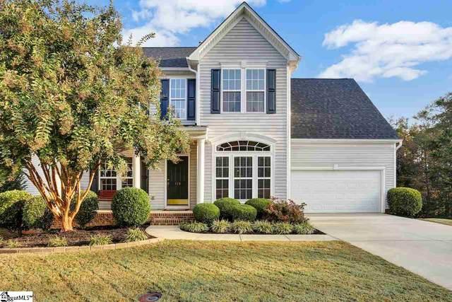 116 White Bark Way, Taylors, SC 29687 (#1430467) :: Mossy Oak Properties Land and Luxury