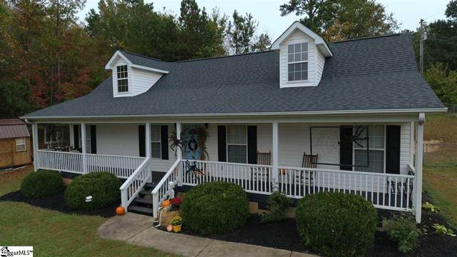 105 Pleasant View Drive, Pickens, SC 29671 (#1430470) :: The Haro Group of Keller Williams
