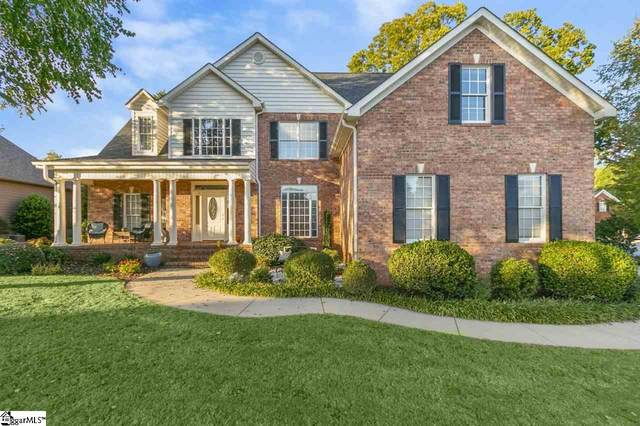200 Ladykirk Lane, Greer, SC 29650 (#1430502) :: Dabney & Partners