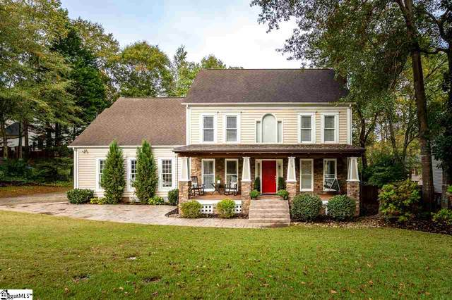 202 Pelham Falls Drive, Greer, SC 29651 (#1430581) :: The Toates Team