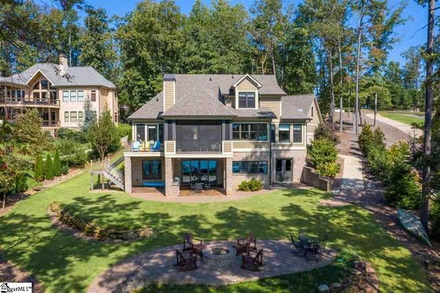 128 Rollingwood Drive Harbor Oaks, Seneca, SC 29672 (#1430587) :: J. Michael Manley Team