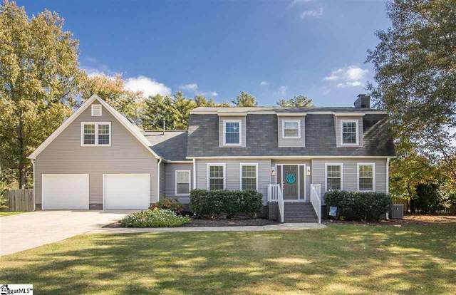 117 Pigeon Point, Greenville, SC 29607 (#1430622) :: Dabney & Partners