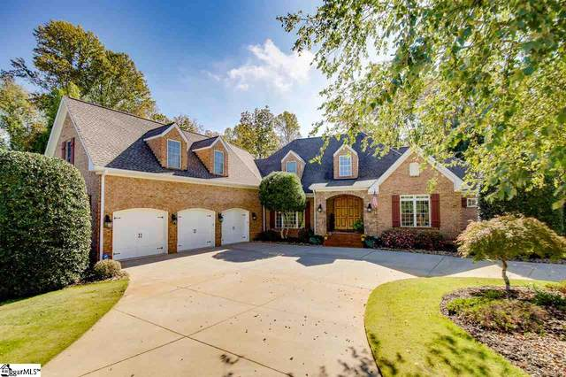 105 Shore Vista Lane, Greer, SC 29651 (#1430685) :: Parker Group
