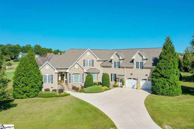 38 Shore Vista Lane, Greer, SC 29651 (#1430687) :: Parker Group