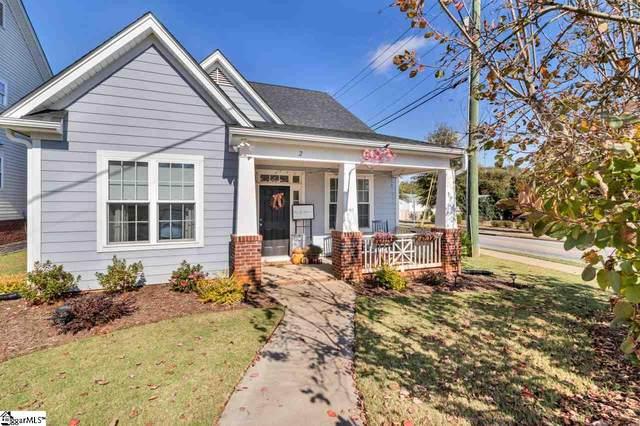 2 Nelson Street, Greenville, SC 29601 (#1430712) :: Green Arc Properties