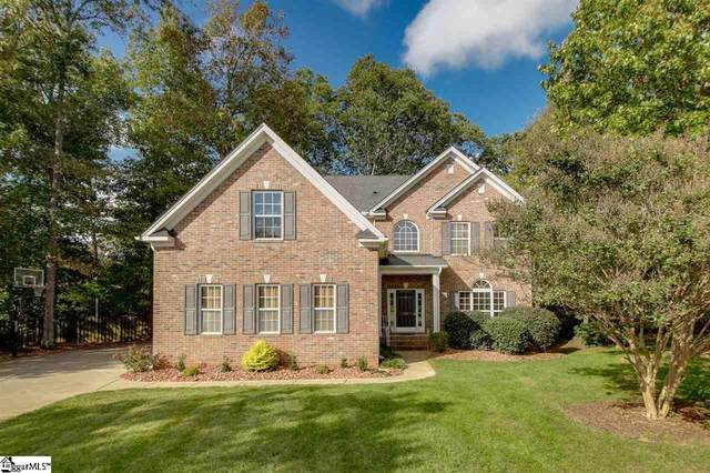 231 Franklin Oaks Lane, Greer, SC 29651 (#1430733) :: Parker Group