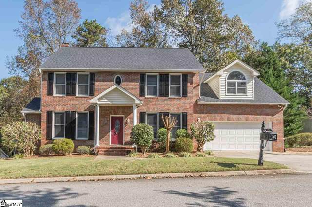 432 River Way Drive, Greer, SC 29651 (#1430745) :: Coldwell Banker Caine