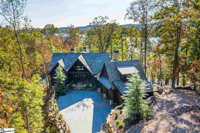225 Deep Cove Point, Sunset, SC 29685 (#1430748) :: The Haro Group of Keller Williams