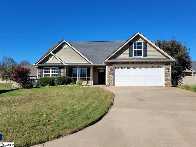 635 Cordelia Court, Boiling Springs, SC 29316 (#1430783) :: Expert Real Estate Team