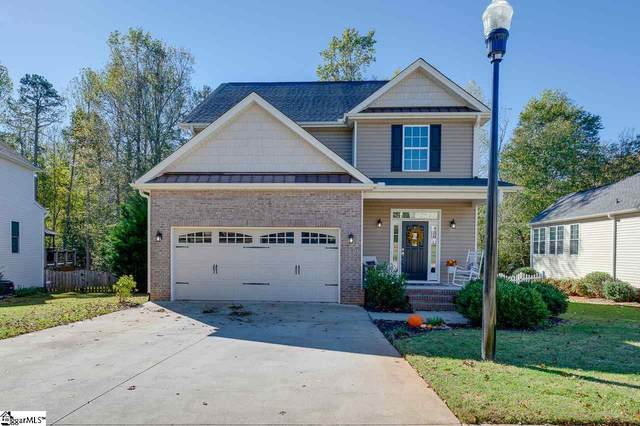 119 Wild Geese Way, Travelers Rest, SC 29690 (#1430791) :: The Haro Group of Keller Williams