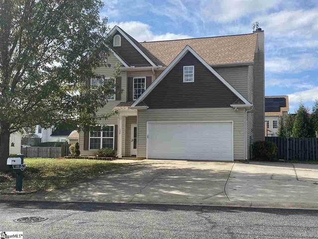 152 Slate Drive, Boiling Springs, SC 29316 (#1430796) :: Expert Real Estate Team