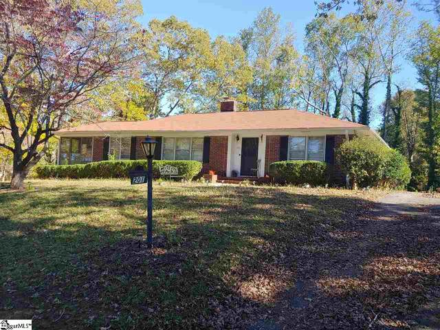 201 N Lanford Road, Spartanburg, SC 29301 (#1430838) :: DeYoung & Company