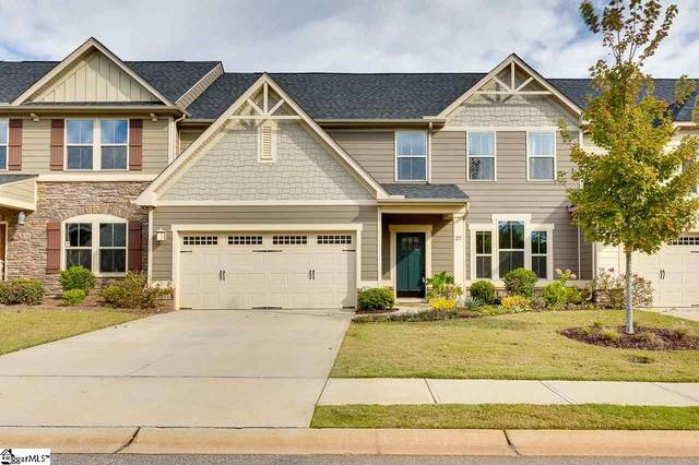 27 Hemingway Lane, Simpsonville, SC 29681 (#1430866) :: Hamilton & Co. of Keller Williams Greenville Upstate