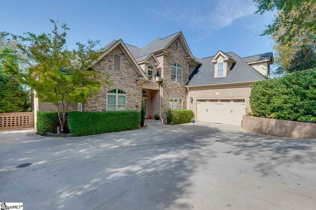 121 Turnberry Road, Anderson, SC 29621 (#1430868) :: Modern