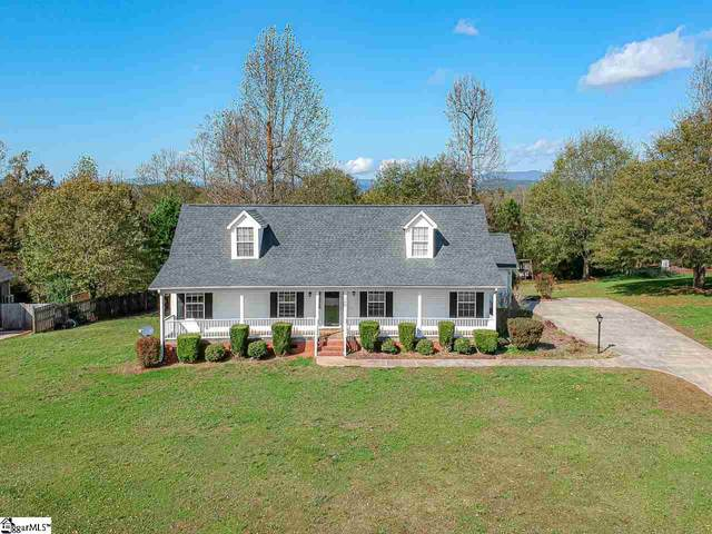 209 Elise Drive, Pickens, SC 29671 (#1430870) :: DeYoung & Company