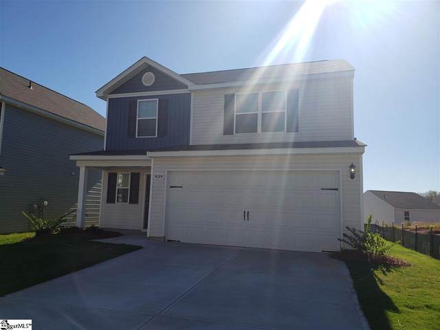 4024 Reinfield Drive, Inman, SC 29349 (#1430882) :: Expert Real Estate Team