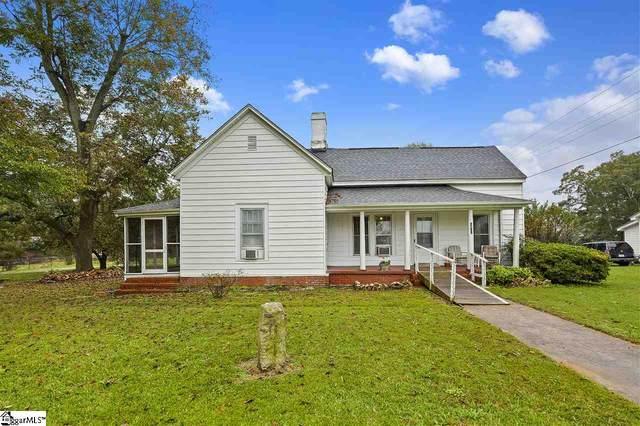 8809 Sc 24 Highway, Townville, SC 29689 (#1430940) :: Green Arc Properties