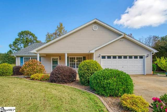 208 Haylands Trail, Taylors, SC 29687 (#1430992) :: DeYoung & Company