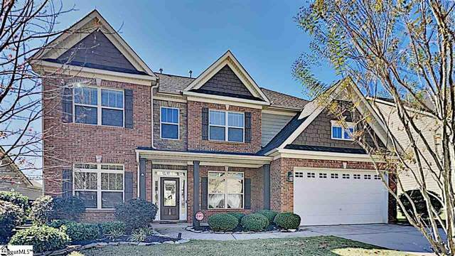 10 Ashby Grove Drive, Simpsonville, SC 29681 (#1431007) :: Expert Real Estate Team