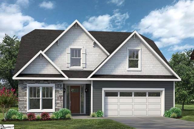 20 Cromarty Lane #9, Simpsonville, SC 29681 (#1431018) :: DeYoung & Company