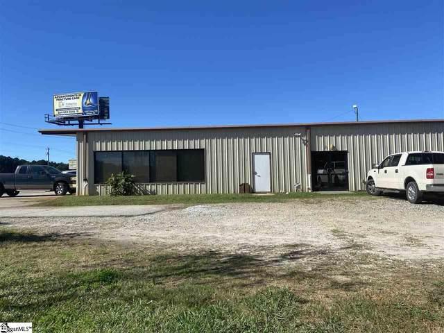 22391 E 76 Highway, Laurens, SC 29360 (#1431040) :: Hamilton & Co. of Keller Williams Greenville Upstate