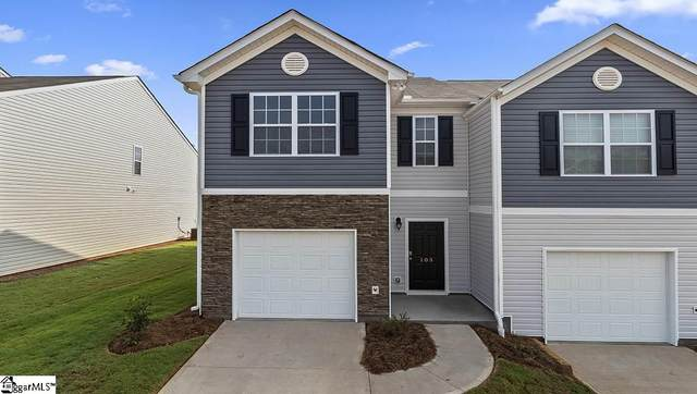 1560 Katherine Court Lot 184, Boiling Springs, SC 29316 (#1431043) :: Mossy Oak Properties Land and Luxury
