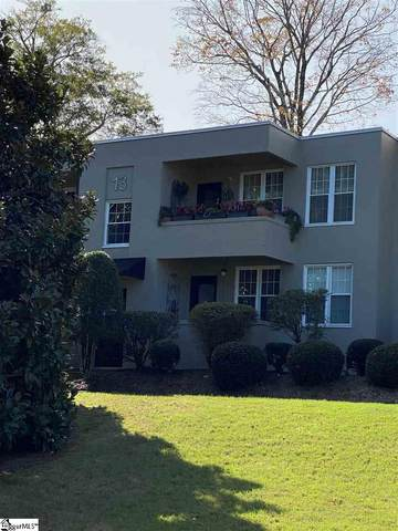 601 Cleveland 13C Street 13C, Greenville, SC 29601 (MLS #1431061) :: Resource Realty Group