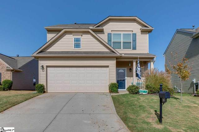 42 Hawksbill Lane, Simpsonville, SC 29680 (#1431074) :: Parker Group