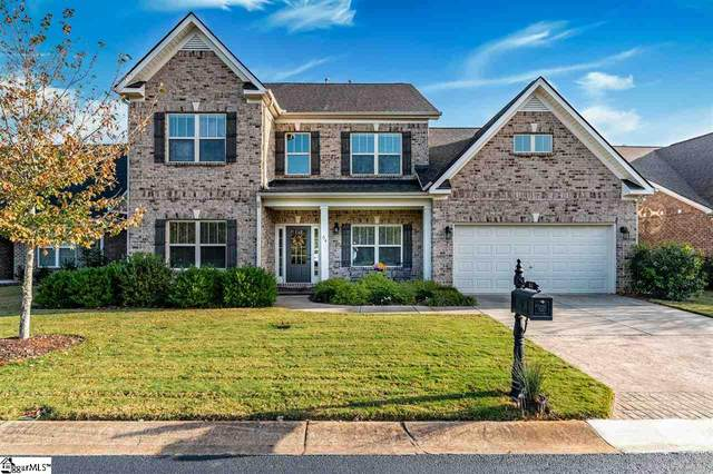 34 Park Vista Way, Greenville, SC 29617 (#1431093) :: Parker Group