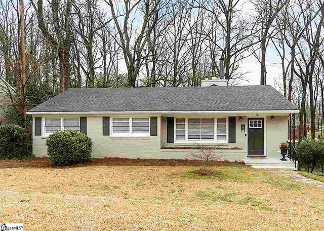18 Coventry Lane, Greenville, SC 29609 (#1431100) :: DeYoung & Company