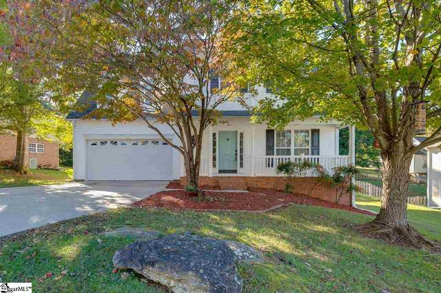 7 Julesking Court, Greenville, SC 29609 (#1431104) :: Parker Group