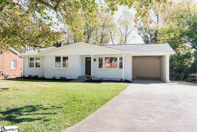 40 Templewood Drive, Greenville, SC 29611 (#1431139) :: J. Michael Manley Team
