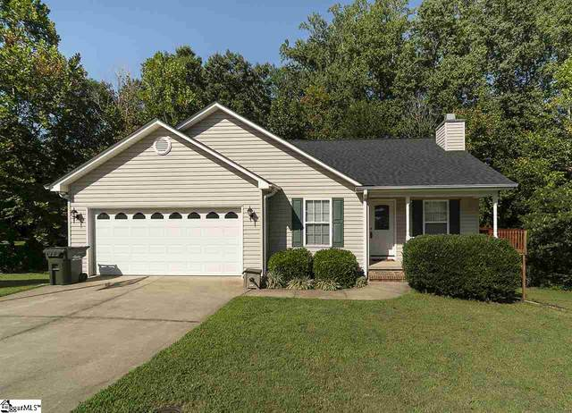 104 Twisted Ivy Court, Taylors, SC 29687 (#1431165) :: DeYoung & Company