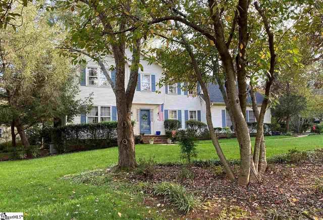 902 Plantation Drive, Simpsonville, SC 29681 (#1431169) :: DeYoung & Company