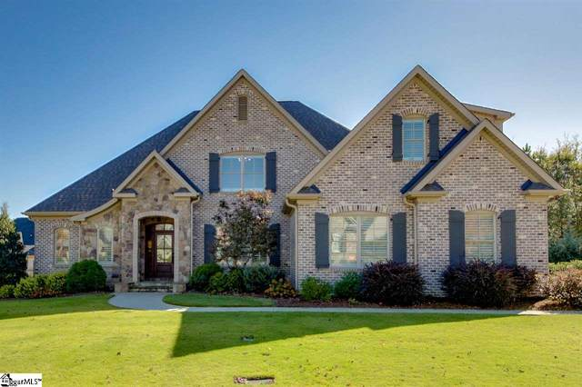 27 Maxwell Farm Drive, Simpsonville, SC 29681 (#1431206) :: Expert Real Estate Team