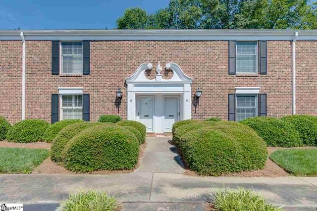 803 Edwards Road Unit 16, Greenville, SC 29615 (#1431228) :: Dabney & Partners